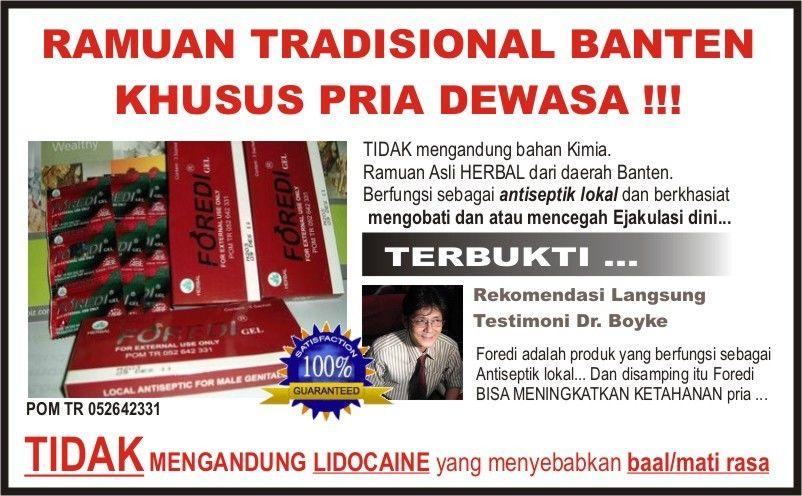 Foredi Jawa Barat
